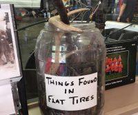 antler flat tire